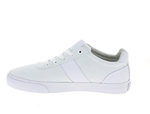 Ralph Lauren, Sneaker uomo Bianco bianco