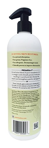 Adamia Therapeutic Repair Lotion with Macadamia Nut Oil and Promega-7, 16 Ounce by Adamia (Image #1)