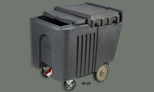- Winco IIC-29 Insulated Ice Caddy with Sliding Cover