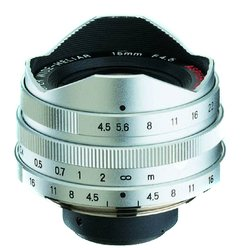Voigtlander Super-Wide Heliar 15mm f/4.5 Aspherical Manual F