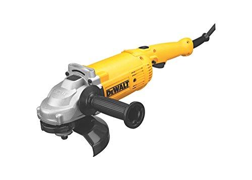 DEWALT DWE4517 7-Inch 8,500 Rpm 4 HP Angle Grinder by DEWALT