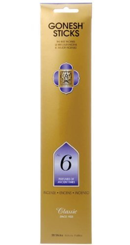 s Classic Collection - No. 6 Perfumes of Ancient Times 5 Packs (100 Total) ()