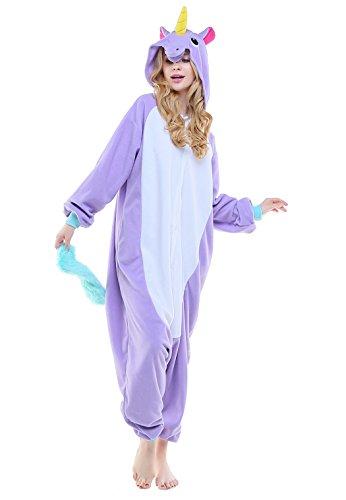 Unicorn Halloween Costume One Piece Pajamas Anime Carnival