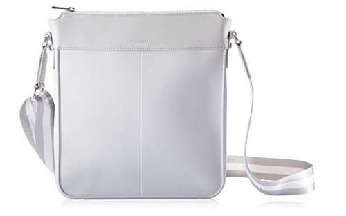 Pisidia Unisex Eco-friendly Silicone Tablet Bag Skyline Gray by PISIDIA