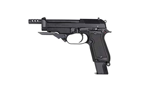 KWA M93R-2 Gas Blowback 6mm 32rd Full Metal Airsoft Pistol - Gas Rifle