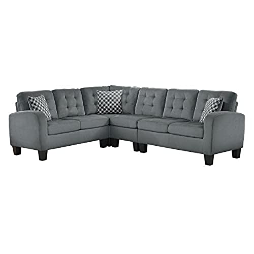 apartment Sectional: Amazon.com