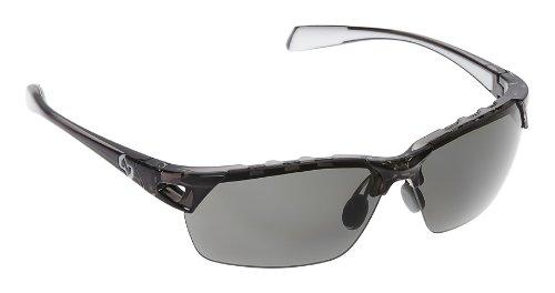 Native Eyewear Eastrim Polarized Sunglasses, Gray, Smoke / White