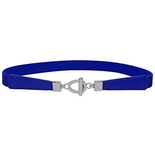 cobalt blue belt - 3