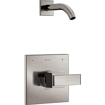 Delta T14267-LHD Ara Monitor 14 Series Single Function Pressure Balanced Shower,