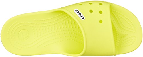 Slide White II Ball Green Crocband Crocs Tennis wgfqCFE