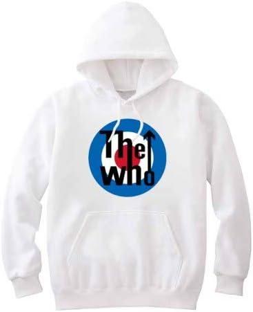 [8色]BANDLINE(バンドライン) The Who ザ フー バンド ロック パンク メタル パーカー