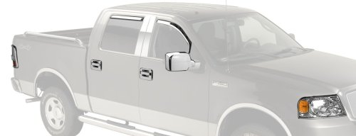 Putco 405110 6-Piece Chrome Accessory Kit (Exterior Styling Accessories Parts)