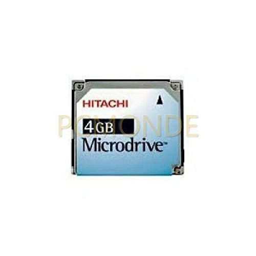 (Hitachi 4gb Digital Microdrive High Speed Memory Card )