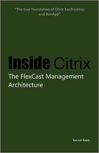 Inside Citrix: The FlexCast Management Architecture: Amazon