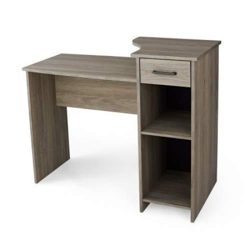 Mainstays Student Computer Desk, Oak Finish By Dreamsales