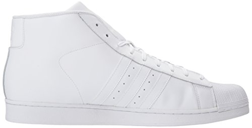 adidas Performance Herren Pro Model Basketballschuh Weiß / Weiß / Weiß