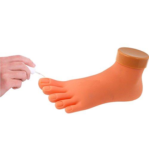 HuangHM Pro Lifelike Prosthetic Mannequin Flexible Soft Silicon