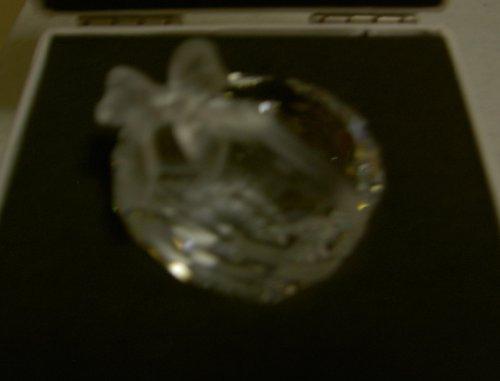 Swarovski Crystal Sweet Heart Paperweight