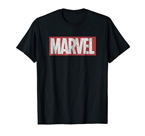 Marvel Classic Distressed Logo Graphic ()