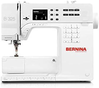 Bernina 325 - Máquina de Coser (3 Unidades, para niños y niños ...