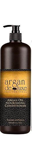 Argan Deluxe Professional Argan Oil Nourishing Conditioner, 33.8 Ounces from Argan Deluxe