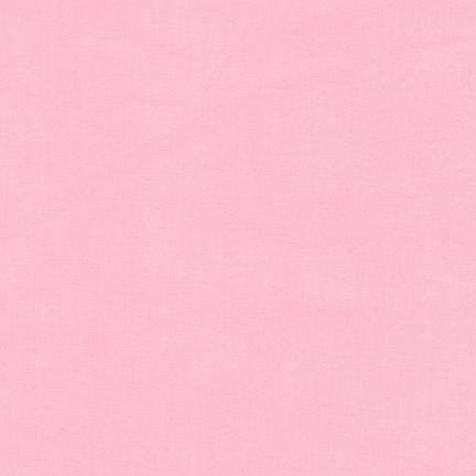 Organic Cotton Muslin Fabric - Pink - By the Yard