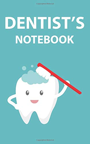 Download Dentist's Notebook: College Ruled Writer's Notebook for School, the Office, or Home! (5 x 8 inches, 78 pages) pdf
