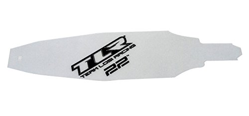 (Team Losi TLR 22 Chassis Protective Tape Precut (2))