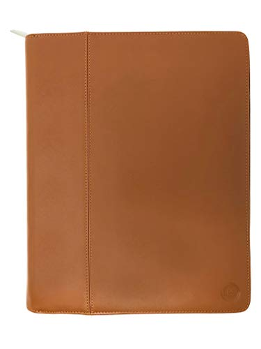 JW Field Service - Brown Tablet Case - Great for organizing tracts, Magazines, Meeting Invitations and Contact Cards. Perfect Jehovah's Witness Ministry Accessory or Gift! ...]()