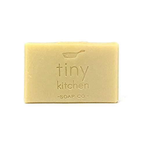Naked (Fragrance Free) Bar Soap Handmade with All Natural Organic Oils