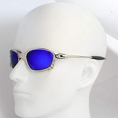 ZKAMUYLC Gafas de Ciclismo 2019 diseño único polarizado 4 Lentes ...