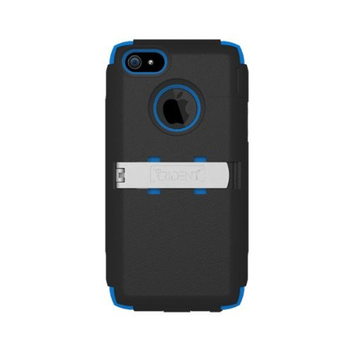 Trident CaseKRAKEN AMS Case for iPhone 5 - Retail Packaging - Blue ()