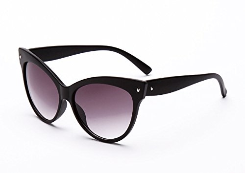 AMAZZANG-Eyewear Womens Vintage Style Glasses Shades Oversized Designer Sunglasses (MATTE - Shades For Women Vuitton Louis