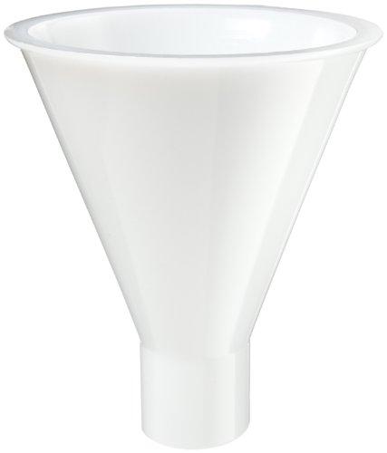 Bel-Art H14684-0000 Polyethylene 510ml Large Powder Funnel