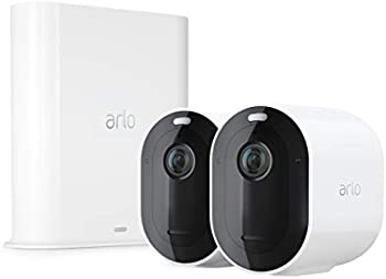 Arlo Pro 3 Wire-Free Security 2 Camera System with HDR