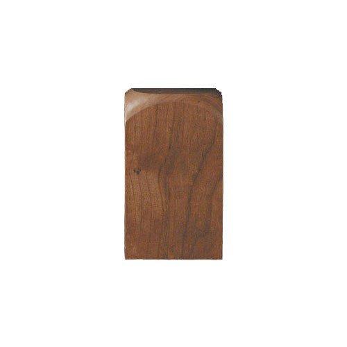Brown Wood-Series 250 Half End Block-Red Oak 01332510AK2 Brown Wood Inc.