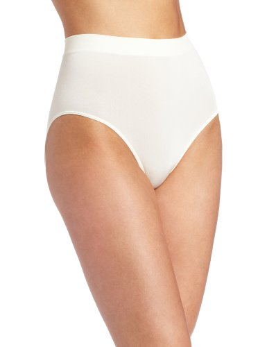 Wacoal Women's B-smooth Brief Panty, Ivory, ()