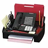 Office Supplies Best Deals - Compucessory Telephone Stand/Organizer, Black (CCS55200)
