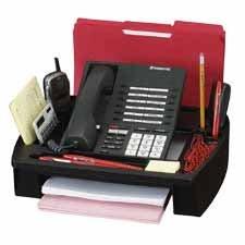 compucessory-telephone-stand-organizer-black-ccs55200