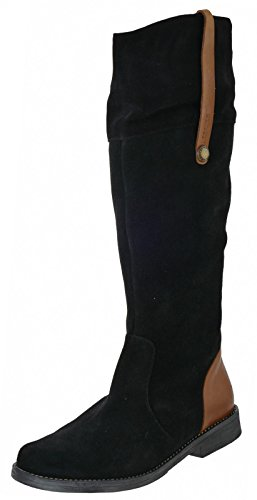 Liberitae 2142306 Stiefel Leder schwarz