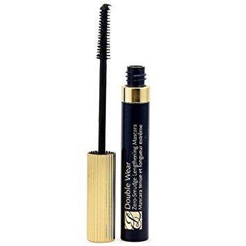 Estee Lauder Double Wear Zero-Smudge Lengthening Mascara - # 01 Black Mascara For Women