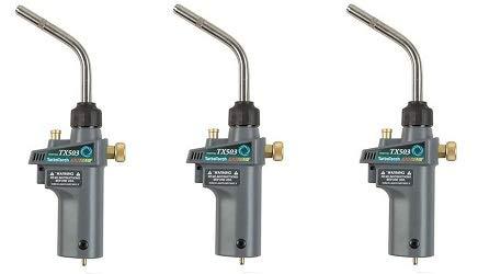 MAP-Pro//LP Gas TurboTorch 0386-1297 TX503 Torch Swirl Self Lighting
