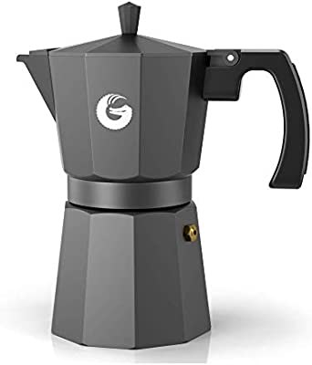 Cafetera Espresso Moka Pot - Estufa Brewer Plus 2 Tazas ...
