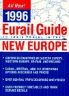 The 1996 Eurail Guide to Train Travel in the New Europe, Houghton Mifflin Company Staff, 0395756588