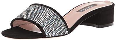 SJP by Sarah Jessica Parker Women's Ease Block Heel Slide Sandal