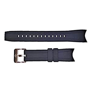 59-S53296 Original Genuine Citizen Promaster Black Polyurethane for Men's Dive Watch BJ2110-01E, BJ2111-08E, BJ2115-07E, BJ2117-01E, BJ7065-06E, BN0085-01E Same as Part # 59-S51986