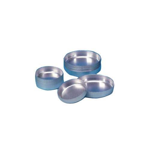 Applied Separations 1217N28PK Pans, Aluminum, 105Mm (125Ml), 100 Pack