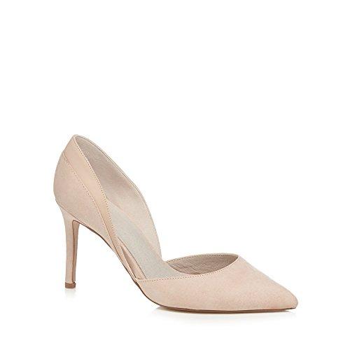 Faith - Zapatos de vestir para mujer blanco crema Talla única