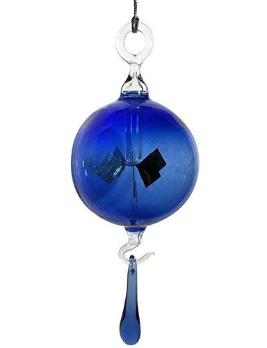 Hanging Solar Radiometer Ornament - Sapphire Blue (Hanging Sapphire)