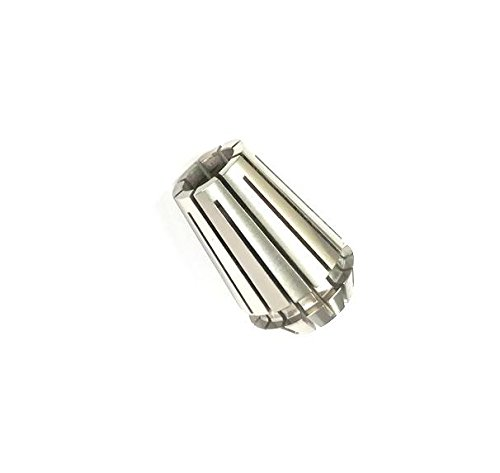 Pro Series by HHIP 3901-5154 ER-16 High Accuracy ER Spring Collet, AA Grade 5 Micron, 0.67'' Major Diameter, 1.052'' OAL, 3/16'' (.16-.20)